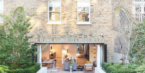 Идеальный дом №16: расслабляющий интерьер с видом на сад