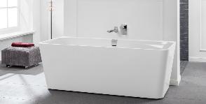 Villeroy & Boch отливает бесшовные ванны