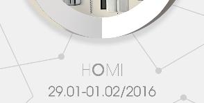 Стартует зимний этап Homi Milano 2016
