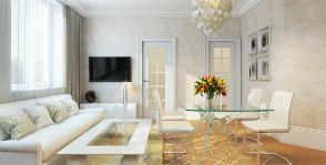 Не проходите мимо: как грамотно обустроить интерьер проходной комнаты