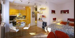 Разделяй и властвуй: перепланировка однокомнатной квартиры в двухкомнатную