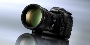 Nikon быстро делает отменные снимки