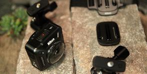 Nikon снимает экшн