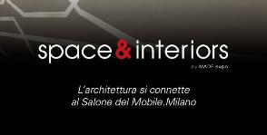 space&interiors пройдет в Милане