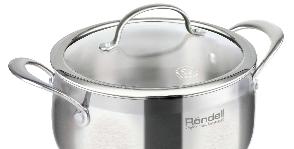Röndell делает посуду из особой стали