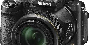Nikon снимает динамичные сюжеты