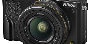 Nikon снимает в широком формате