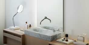 Выбираем зеркало для ванной: особенности и нюансы