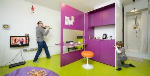 Семья с двумя детьми в трешке: как распланировать пространство?