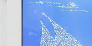 Инкрустации кристаллами на стеклах от «Московских окон»
