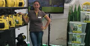 Яна Каплан о технике для уборки загородного дома
