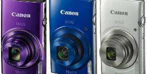 Canon снимает и печатает на ходу