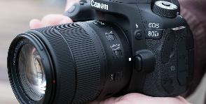 Canon экспериментирует с фотосъемкой