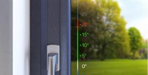 Погода в доме: новая опция отображает температуру прямо на оконном стекле