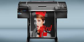 Экономная печать в широком формате от HP