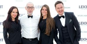 Три года шоуруму Leicht Moscow