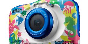Nikon фотографирует под водой