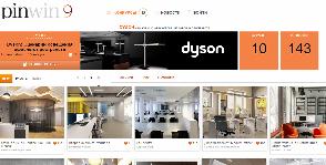 Новый конкурс от Dyson на PinWin