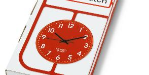 Swatch создала коллекцию интерьерных аксессуаров