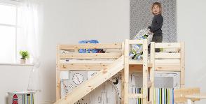 Двое из ларца: как оформить интерьер детской для разнополых детей