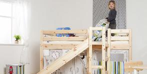 <strong>5</strong> стильных идей для уютной детской комнаты