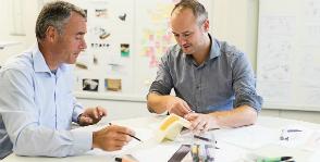 Крис Хегеман и Йохан де Гроот о поиске идеального дизайна