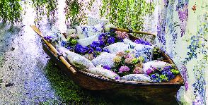 Цветение английских садов в Manders