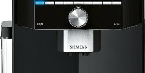Siemens варит кофе при минимуме усилий