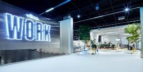Новые тенденции в дизайне офисных интерьеров