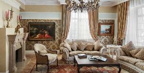 Простор и Прованс: классический дом в Павлово для семейной пары