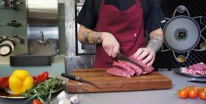 Как выбрать качественный нож? Советы шеф-повара