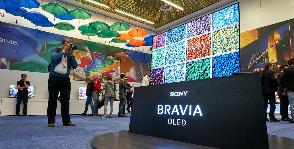 Sony передает звук со всей поверхности экрана