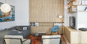 Обновление квартиры для пожилой пары: проект студии Точка дизайна