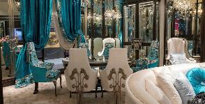 Марина Путиловская привезла в Милан коллекцию мебели