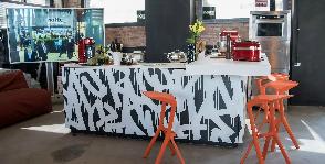 Nolte Küchen объединяет дизайн и гастрономию