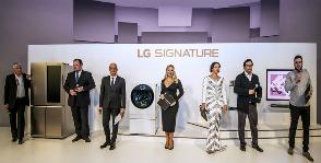 Новый ультра премиальный бренд LG SIGNATURE