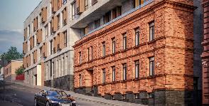 Новый жилой дом клубного формата NV/9 ARTKVARTAL в центре Москвы