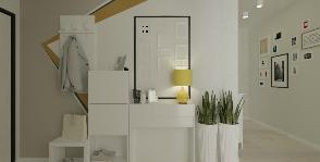 «Мечтатели»: трехкомнатная квартира в Москве дизайнера Яна Сахаревич