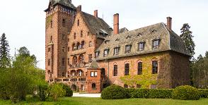 Эксклюзивный гостевой дом Villeroy & Boch в замке Saareck (Саарек) в Метлахе