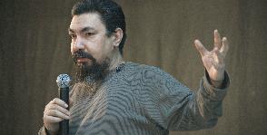 Лекция Эркена Кагарова в Архитектурной Школе МАРШ