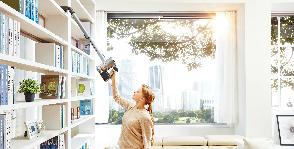 Старт продаж нового беспроводного вертикального пылесоса LG CORDZERO™ A9 в «Технопарке»