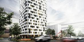 Жилой дом по проекту бюро «Крупный план» построят  в подмосковной Ивантеевке