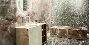 RIM&ARIOSTO и Iris Ceramica Group  на Mosbuild 2019