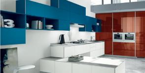 Как подобрать оптимальный цвет кухонного гарнитура