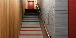 Лестница в подвал: технология и особенности конструкции