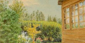 Любовь Агафонова. Russian Antique & Art Fair