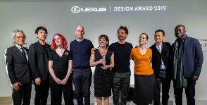Объявлен обладатель Гран-при конкурса Lexus Design Award 2019