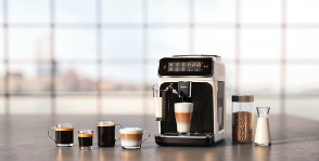 Philips представляет линейку автоматических кофемашин