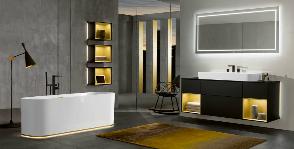 Решения для ванной комнаты от Villeroy&Boch, вдохновленные интерьерами отелей