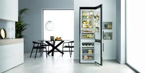 Whirlpool представляет новую серию холодильников W Collection No Frost